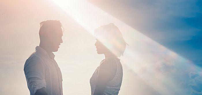 Vedomá komunikácia medzi mužom a ženou