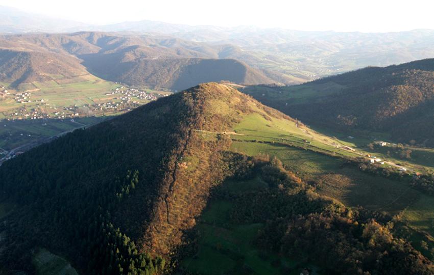Pyramídy Bosna Hercegovina
