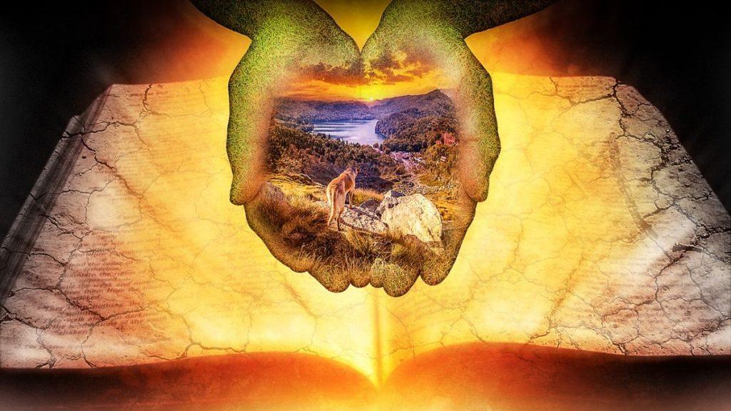 Čítanie z akášických záznamov Zeme