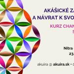 Kurz Akáša Nitra 23.-24. nov 2019