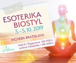 Akuira na Esoterika Biostyl 2019