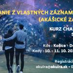 Akuira kurz channelingu Košice október 2020