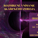 Nitra kurz channelingu pokročilí 13 júna 2020