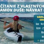 Kurz channelingu Nitra 21-22. november 2020
