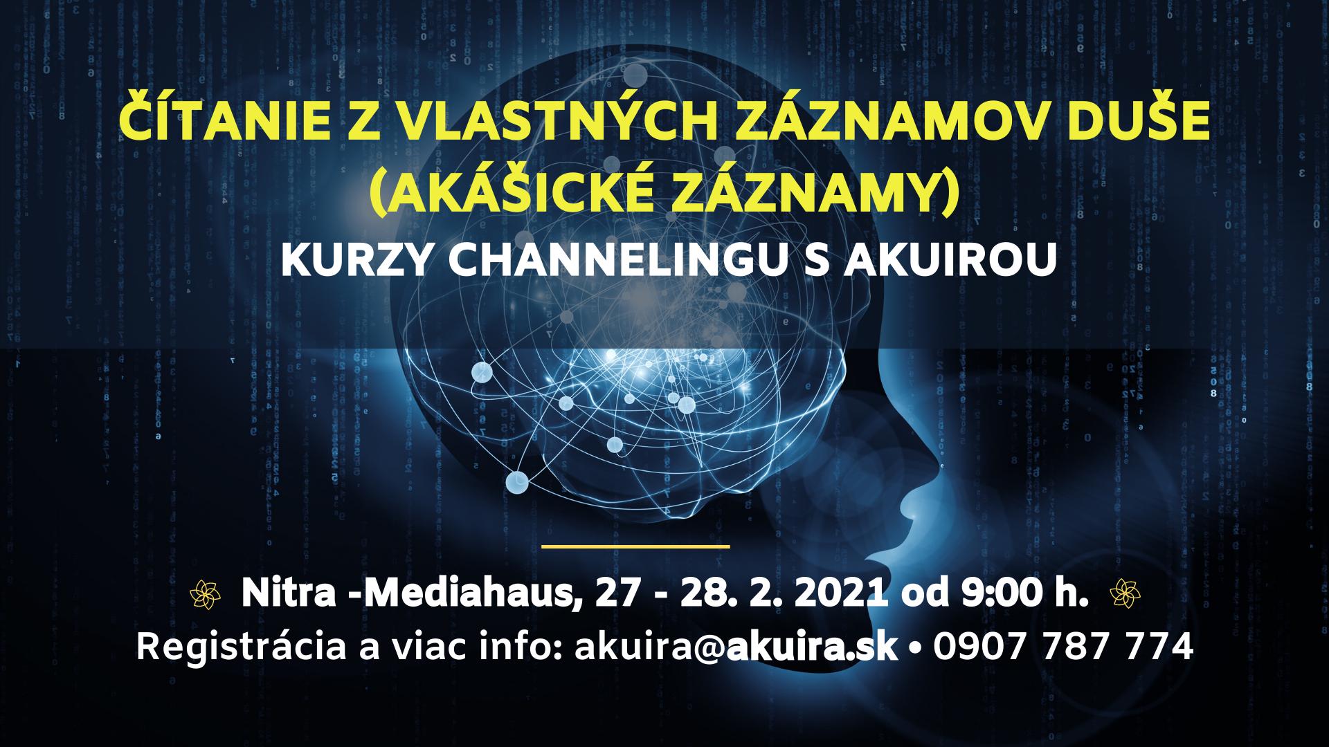 Kurz channeling s Akuirou Nitra